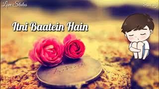 Itni yaadein teri par tu mere pass hi nahi status, 👉New whatsapp status