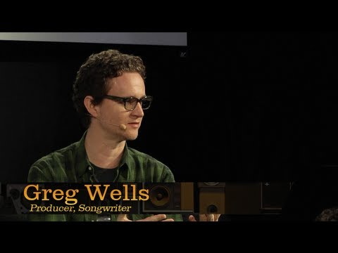 Producer Greg Wells -  Pensado's Place NAMM 2013 Special