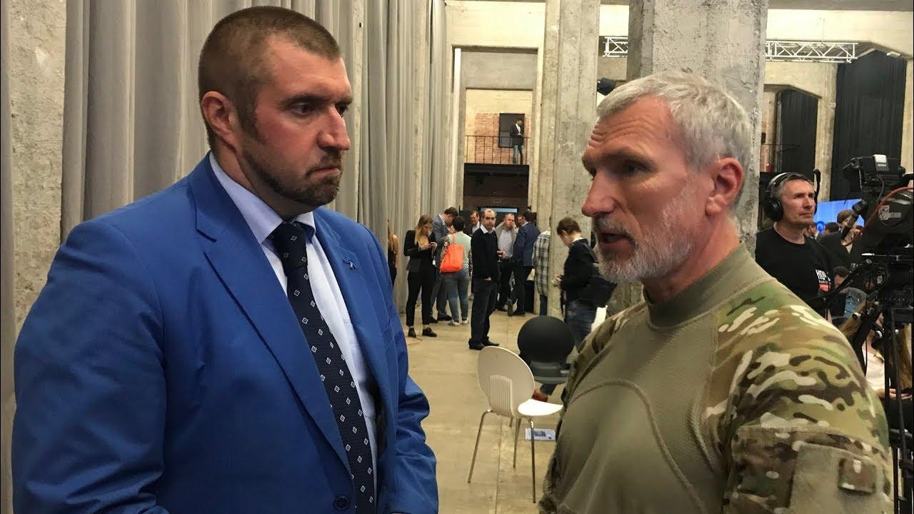 Дмитрий Потапенко - Дебаты: Алексей Журавлёв (партия