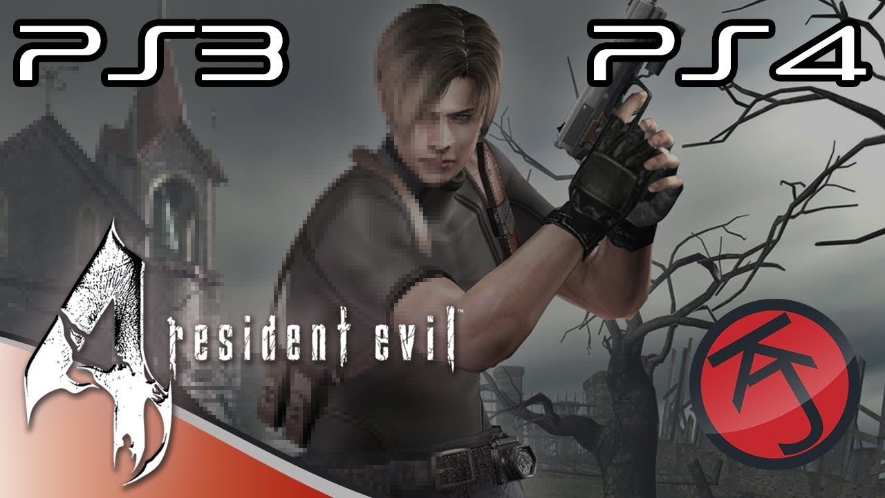 Resident Evil 4 Ps3 Vs Ps4 Comparison Side By Side Youtube