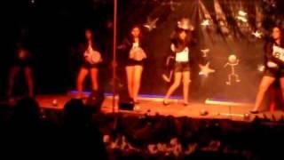 8º serie feminina 2º luso dance
