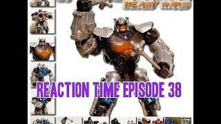 Transformers Beast Wars Part 2 - Commercials Reaction Video