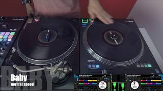 MWM Phase VS Rane Twelve (Scratch Test)