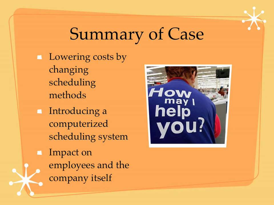 Wal mart case study harvard business school