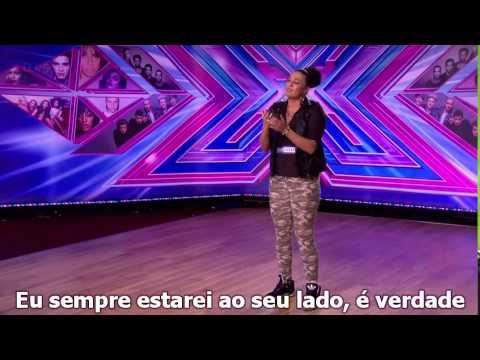 Pretty Little Sister (Legendado) - Monica Michael The x Factor UK
