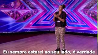 Pretty Little Sister (Legendado) - Monica Michael The x Factor UK