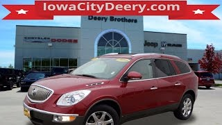 Used Buick Dealer 2008 Enclave For Sale