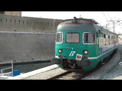 ALe 841 Ancona Marittima - Ancona Centrale \ ALe 841 Ancona Railway Station from YouTube · Duration:  3 minutes 15 seconds