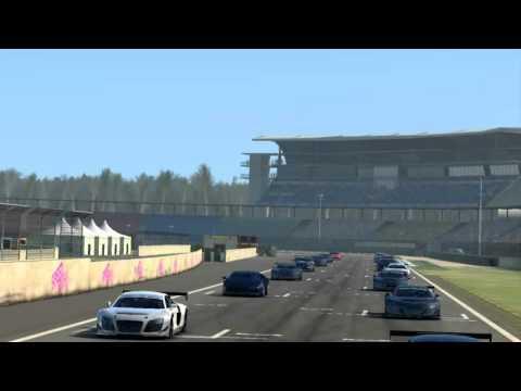 Real Racing 3 Mclaren 650S GT3 1st Drive