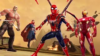 Marvel Future Fight - Avengers Infinity War The Final Battle Extreme
