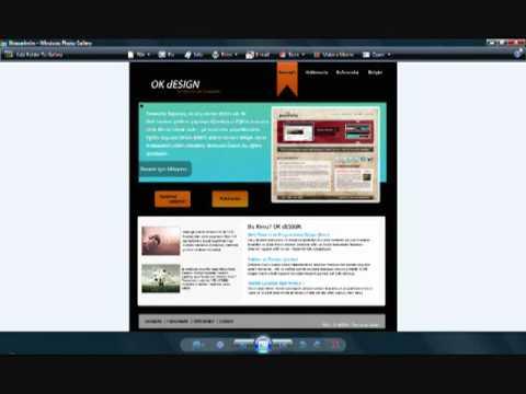 Web Sitesi Nasıl Yapılır - 7 (Tasarımı Değerlendirme)