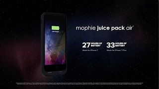 mophie juice pack air made for iPhone 7 & iPhone 7 Plus