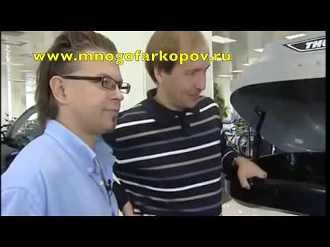 Потребитель. Обзор багажников для перевозки (обзор,установка,тест)