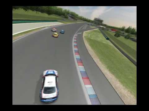 "HrF1RT WTCC 2010 ""Premier"" Video"