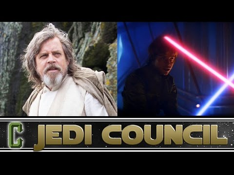 Who Will Luke Skywalker Battle In Star Wars Episode 8? - Collider Jedi Council