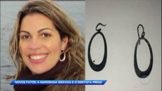 Dentista acusado de matar namorada grávida é preso no Rio de Janeiro