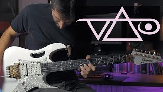 Steve Vai - The Crying Machine - Guitar Cover