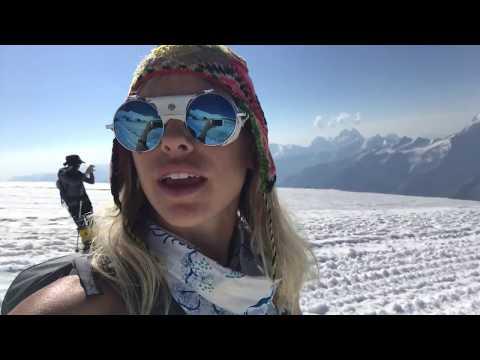Trip To Summit Mt. Elbrus, Russia