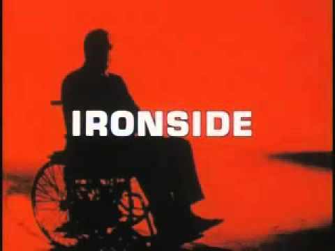 איירונסייד Ironside 1967-1975