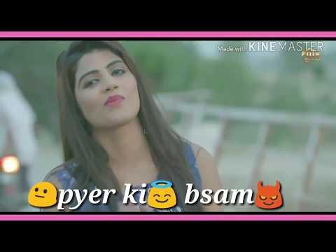 Ek Foji Gale Mera Seen S S New Haryanvi Songs Status💀भोला माणस💀