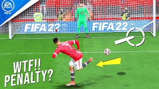 FIFA 22 : TOP 10 BEST GOALS! Ft. 90 YARD LONG SHOT,KNUCKLE BALL FREE KICK,SCORPION KICK!