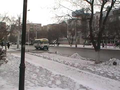 Astana, Kazakhstan... winter