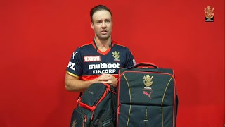 Bold Diaries: What's in AB de Villiers's bag?