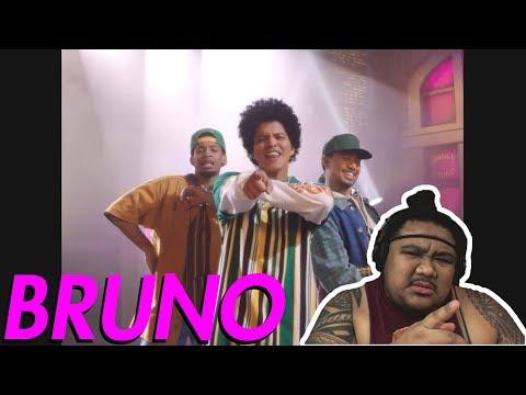 Bruno Mars Ft. Cardi B - Finesse (Remix) [MUSIC REACTION]