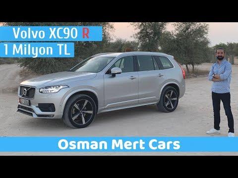 1 Milyon TL'lik Tank Volvo XC90 R-Design T6 2019 | inceleme | in-depth review | OsmanMertCars