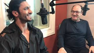 Best Ever Interview Of Vidyut Jammwal & Chuck Russell ( Director 'The Mask' ) | Junglee | HrishiKay