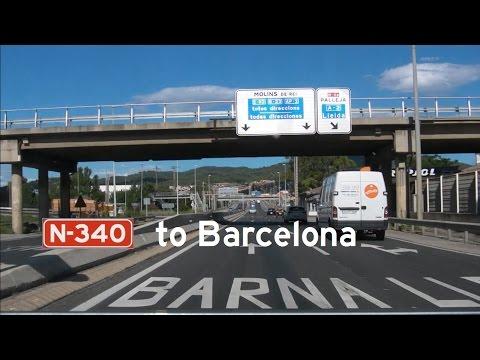 [E] N-340 into Barcelona