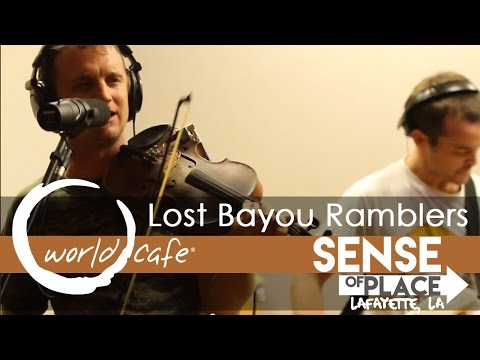 "Lost Bayou Ramblers - ""My Generation"" In French (Recorded Live for World Cafe)"
