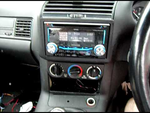 Double Din Stereo In My Bmw E36 Coupe Youtube