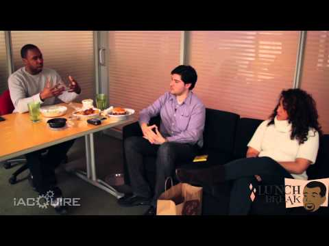 iAcquire Lunch Break with Clayburn Griffin, Organic Search Director at GroupM