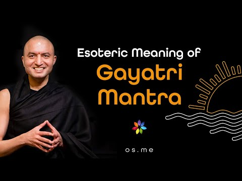 The Esoteric Meaning of Gayatri Mantra - [Hindi]