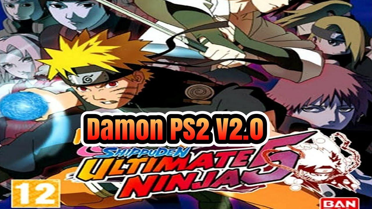 naruto ultimate ninja 5 ps2 emulator android