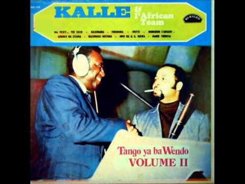 Kalle & l'African Team - Nasengina (Manu Dibango)