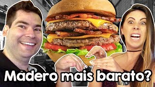 Madero mais barato? Jeronimo Smash Burger thumbnail