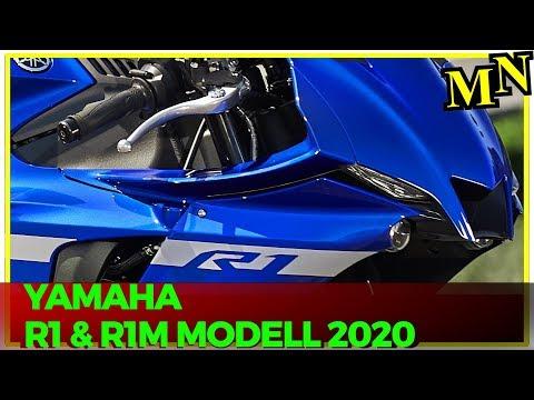 Yamaha R1 &