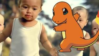 Anak Bayi - Baby Dance Goyang Pokemon Pikachu Lucu.mp4