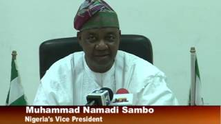 VP Sambo on Osun State Election