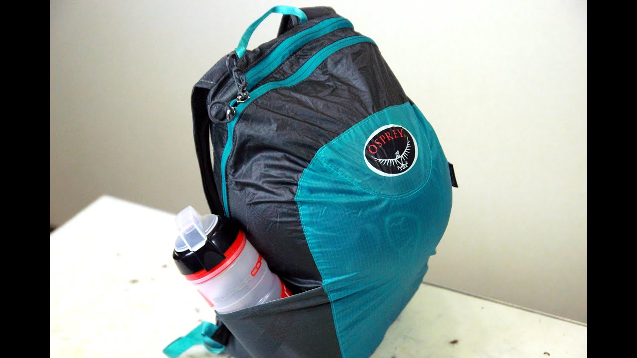osprey packs how to pack your pack