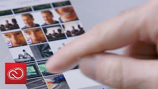 Adobe Comp CC with iPad Pro and Apple Pencil  | Adobe Creative Cloud