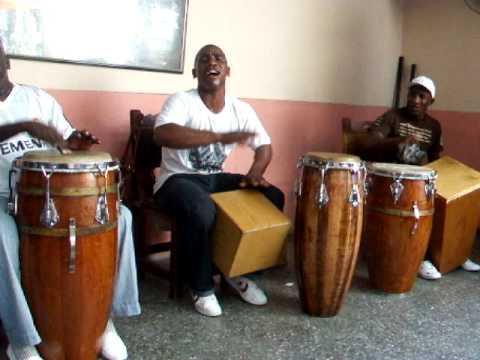 Guaguanco with los Rumberos de Cuba