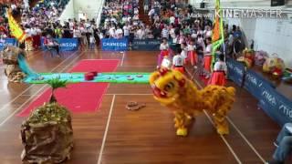 香港學界龍獅比賽2016@孔教學院大成小學(亞軍)