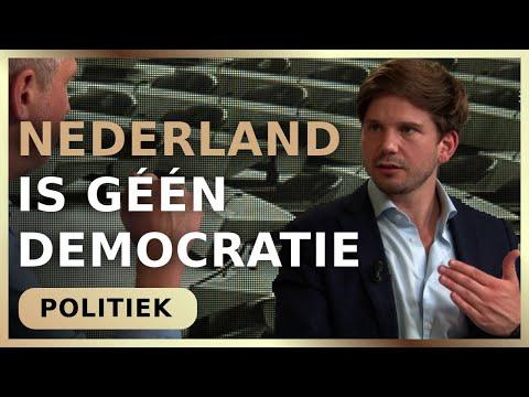 Nederland is géén democratie - Erik van der Horst met Gideon van Meijeren