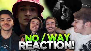 ZODA - NO/WAY REACTION! [ZANO,BLUR,FRENEZY,CHAKRA]