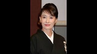 女優の江波杏子さんが、先月27日に肺気腫(慢性閉塞性肺疾患)の急性...