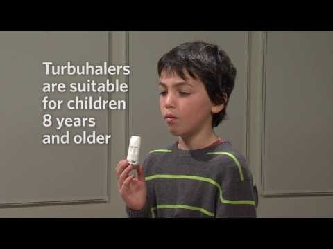 How To Use A Turbuhaler