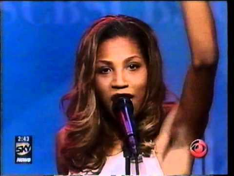 The Braxtons 1996 Interview & Performance
